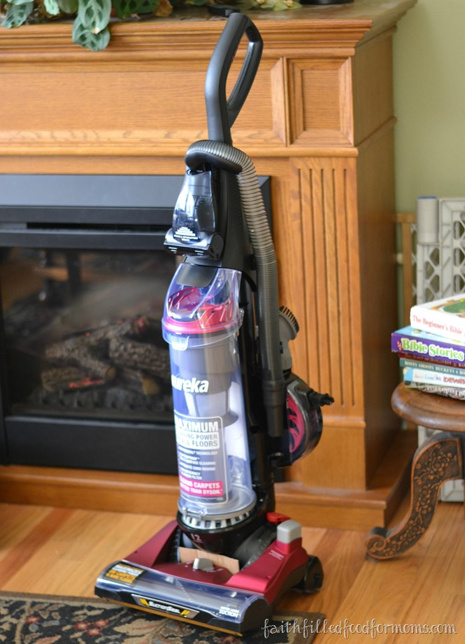 1 Step Vacuuming for an Easier Life