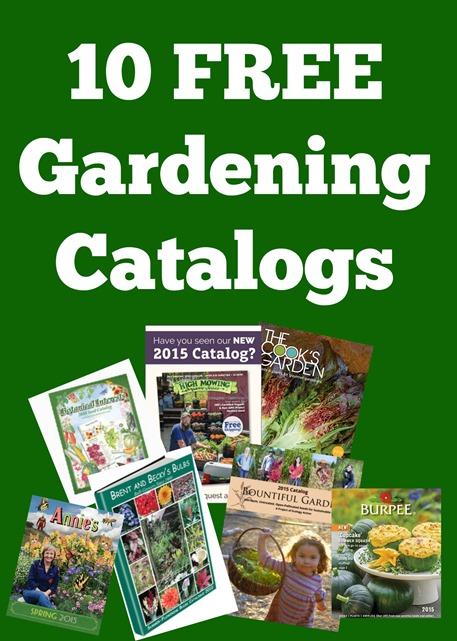 10 Free Gardening Catalogs