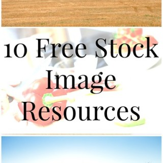 10 Free Stock Image Resources