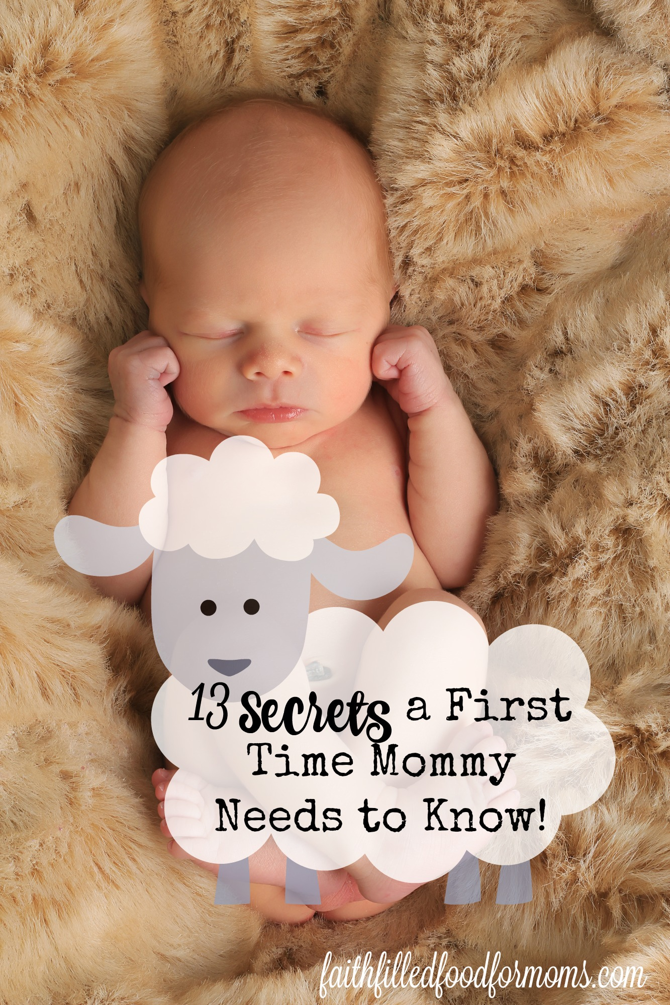 13 Secrets First Time Mommy's Need to know