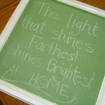 Chalk Talk for Kids–Ideas for Hiding God's Word in Our Heart