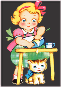 free vintage clip art for Shabby blogs By FPTFY