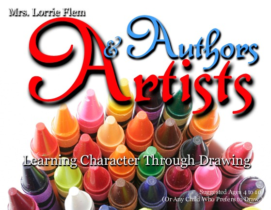 Artists & Authors: Learning Character Through Drawing