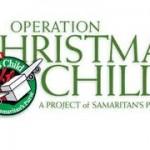 Operation Christmas Child #OCCGiving