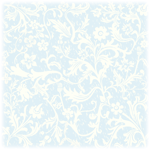 Free Floral White And Blue Vintage Wedding Scrapbook Paperg