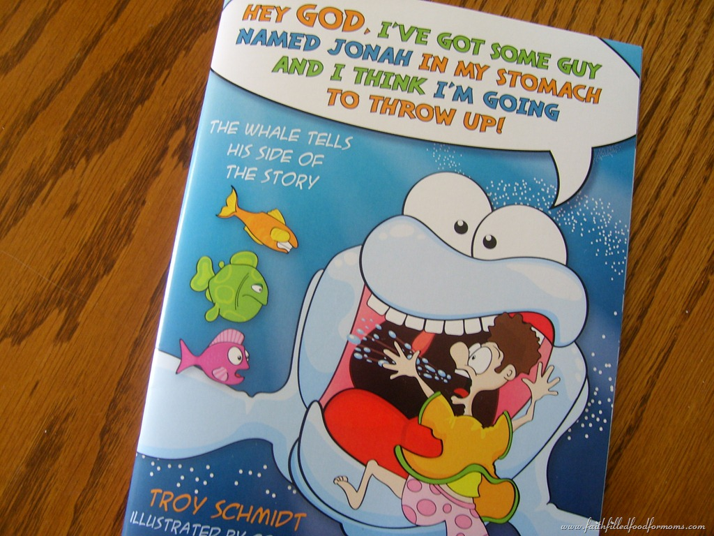 Jonah-The Whale Tells His Side of the Story