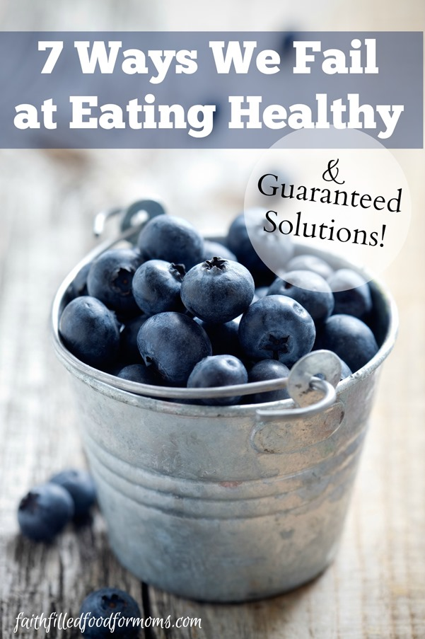 Having a hard time staying on track with your healthy eating plan? Let me show you some guaranteed solutions! For real..they are easy no brainers!