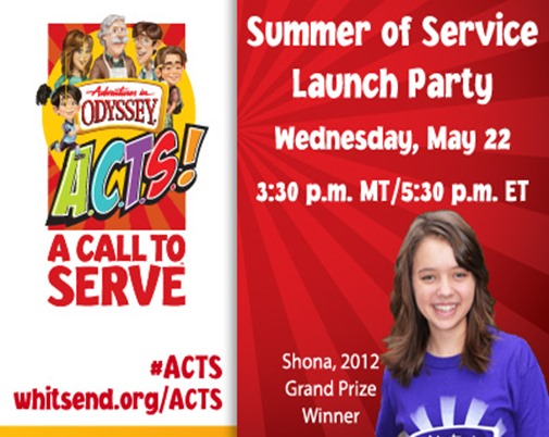 ACTS webcast image