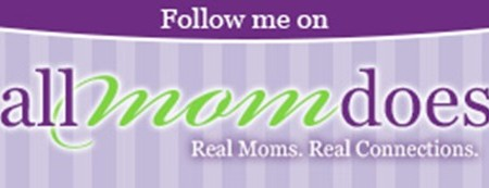 I'm Blogging for All Mom Does!