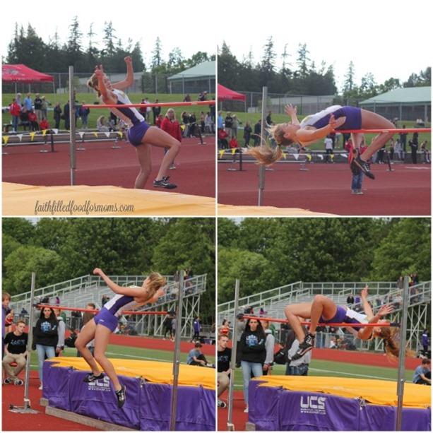 Anna High Jump