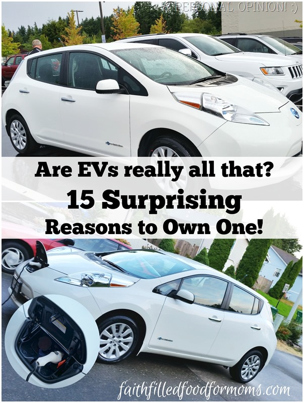 Are EVs really all that 15 Surprising Reasons to Own One!
