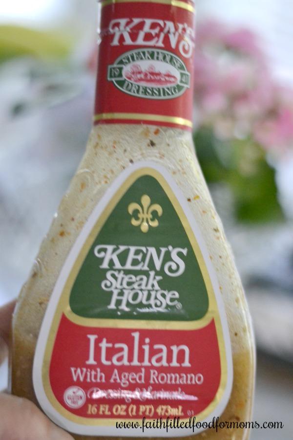 Best Italian Pasta Salad Dressing
