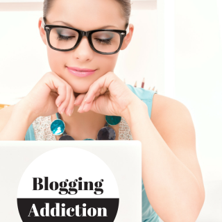 Blogging Addiction: One Blogger's Confession