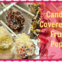 Candy Covered Fruit Pops