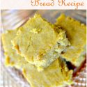 Cantaloupe Bread Recipe