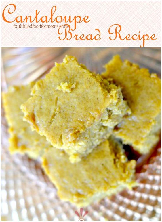 Cantaloupe-Quick-Bread-Recipe