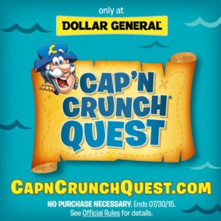 Cap'n Crunch Quest