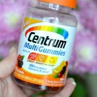 Centrum® MultiGummies for Filling in the Gaps
