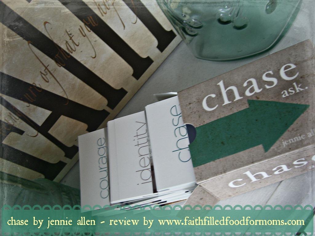Chase, DVD Curriculum: Jennie Allen: 9780718032852 ...