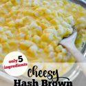 Cheesy Hash Brown Potato Casserole