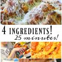 Chicken Parmesan Recipe for kids! This easy recipe can be made in a snap and kids love it! As a matter of fact, they can even MAKE this super easy Chicken Parmesan!