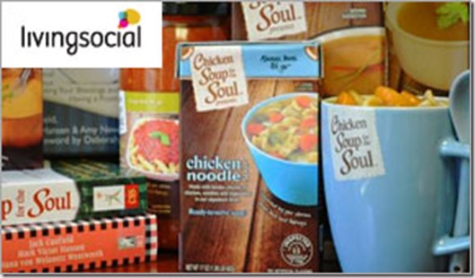 Chicken soup for the soul living social