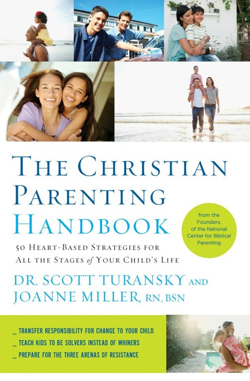 National Center for Biblical Parenting Giveaway and The Christian Parenting Handbook!!