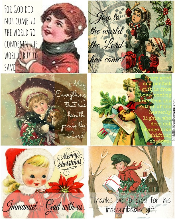 FREE Resource of 100's Christmas Goodies, Gifts and Printables ...