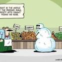 Snowman Funnies-Faith Filled Humor