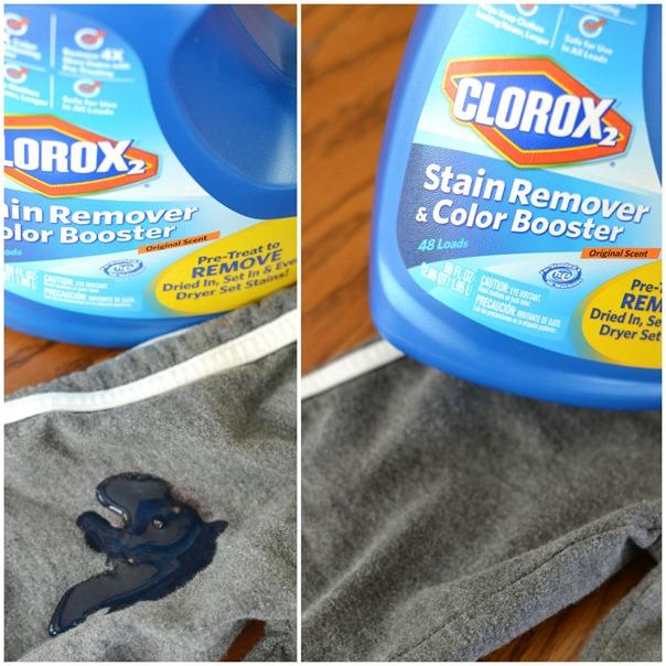 Clorox 2® Stain & Color Booster Liquid