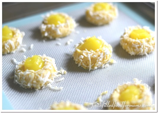 Coco Lemon Meringue Cookies 2