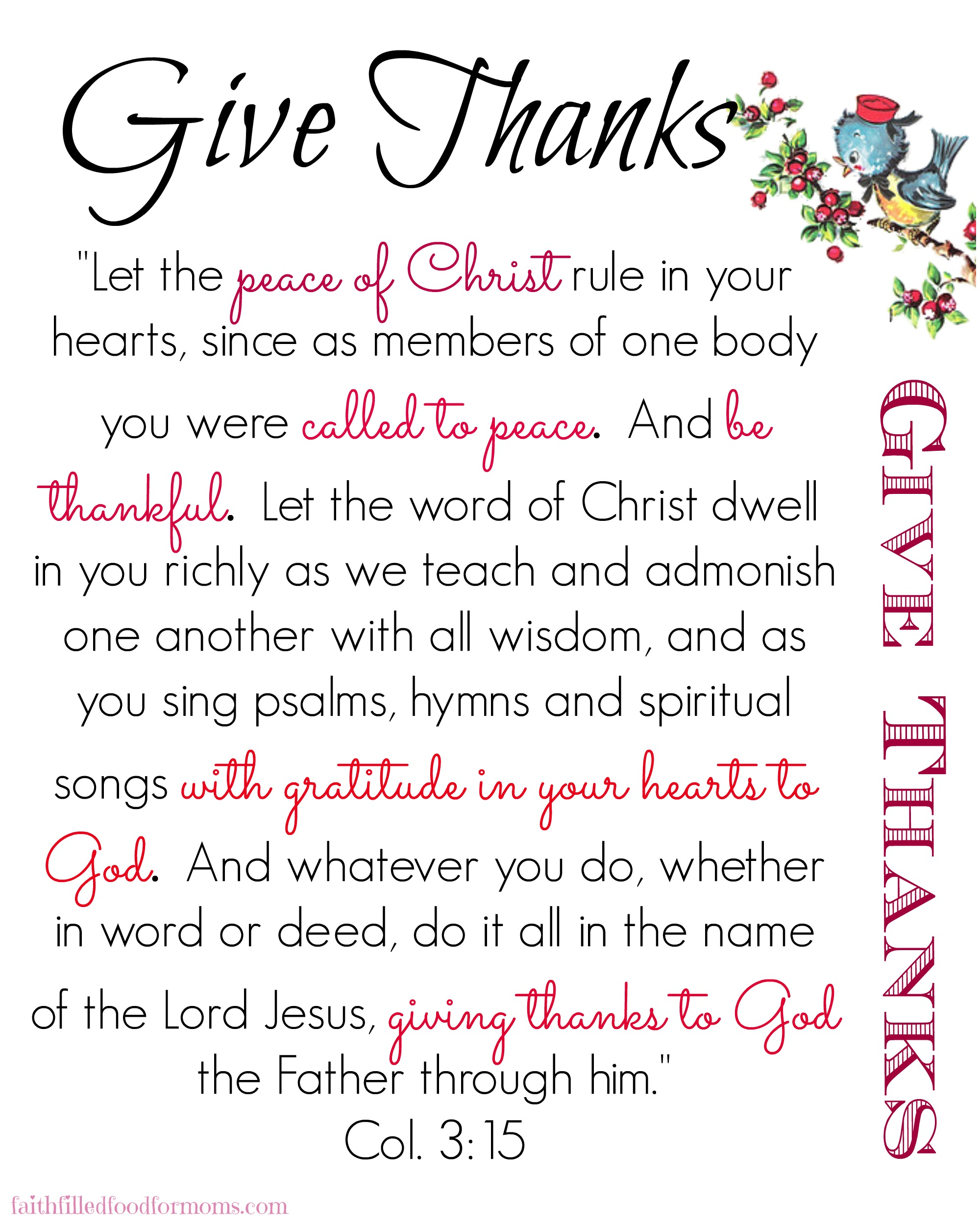 cultivating a thankful heart all year long part 1 with scripture