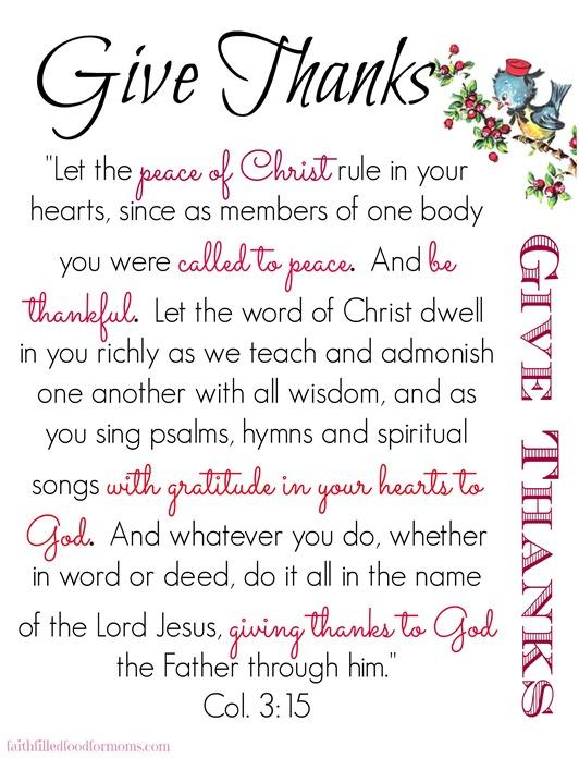 Colossians 3 15