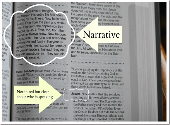 Compass Study Bible