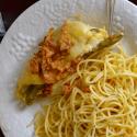 Creamy Crockpot Italian Chicken