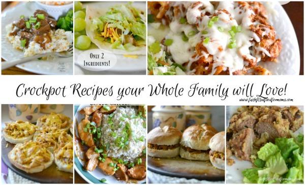 Easy Crockpot Dinner Recipes