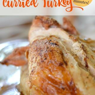 Curried Turkey for those Leftovers!