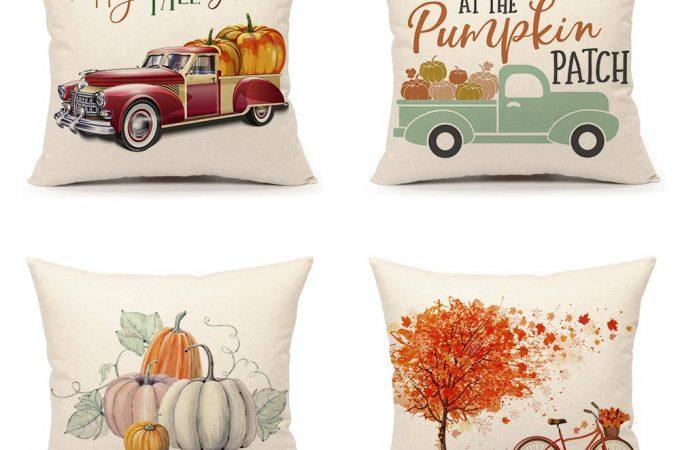 Farmhouse Fall Pillow Covers
