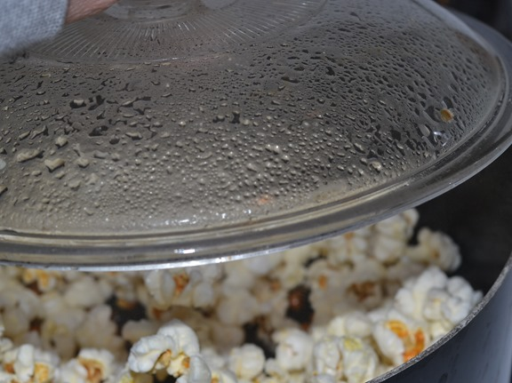 How to make Old Fashioned Stove top Kettle Corn