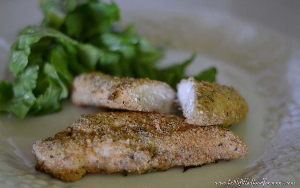 Homemade Chicken Strips Recipes — Dishmaps