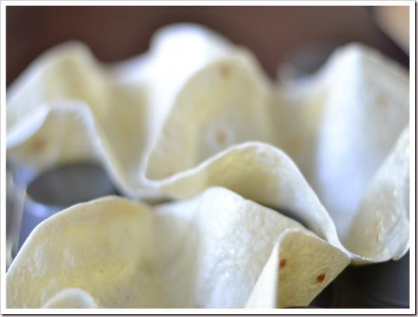 Homemade Tostada Bowls