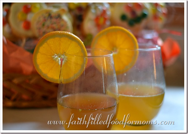 Spice Apple Orange Juice #HarvestFun #shop