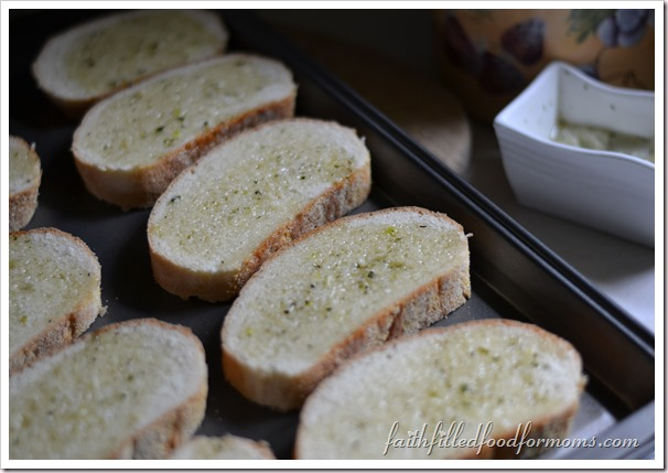 Homemade Healthy Texas Toast #shop
