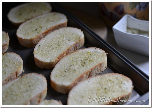 Homemade Healthy Texas Toast #shop