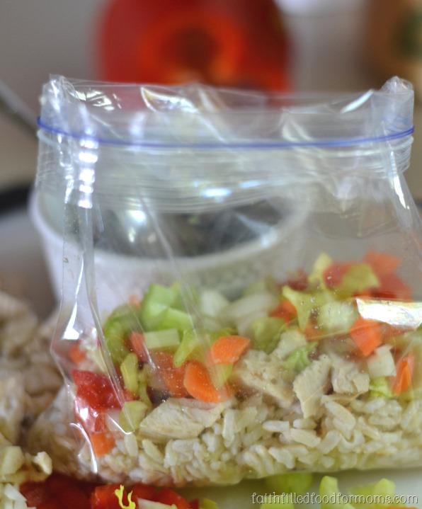 Healthy Chicken Teriyaki Rice Bowls