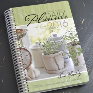 FREE 2015 Daily Planner!