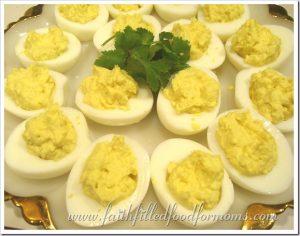 Easy Delicious Deviled Eggs