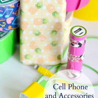 Duck Tape Crafts / Cell Phone and Accessories