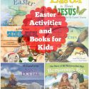 Easter Activities and Books for Kids