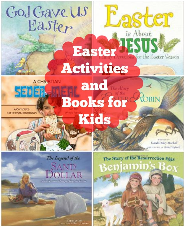 Fun Easter Activities and books for kids